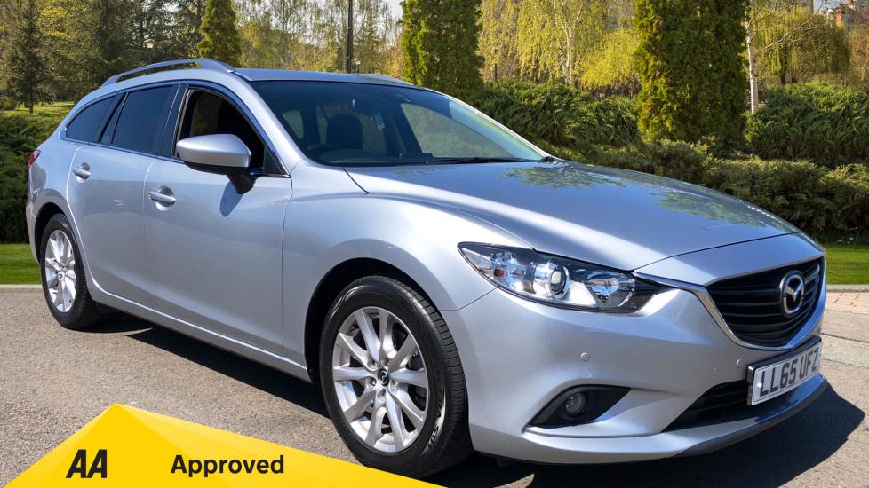 Mazda 6 2.2d SE-L Nav 5dr Diesel Automatic Estate (2015) image