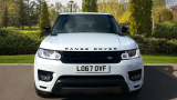 LAND ROVER RANGE ROVER SPORT SDV6 HSE DYNAMIC ESTATE, DIESEL, in WHITE, 2017 - image 6