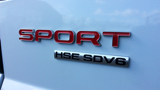 LAND ROVER RANGE ROVER SPORT SDV6 HSE DYNAMIC ESTATE, DIESEL, in WHITE, 2017 - image 13