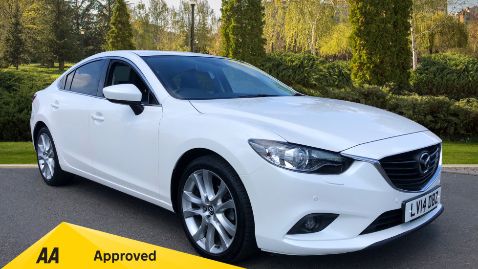 Mazda 6 2.2d [175] Sport Nav 4dr Diesel Saloon (2014) image