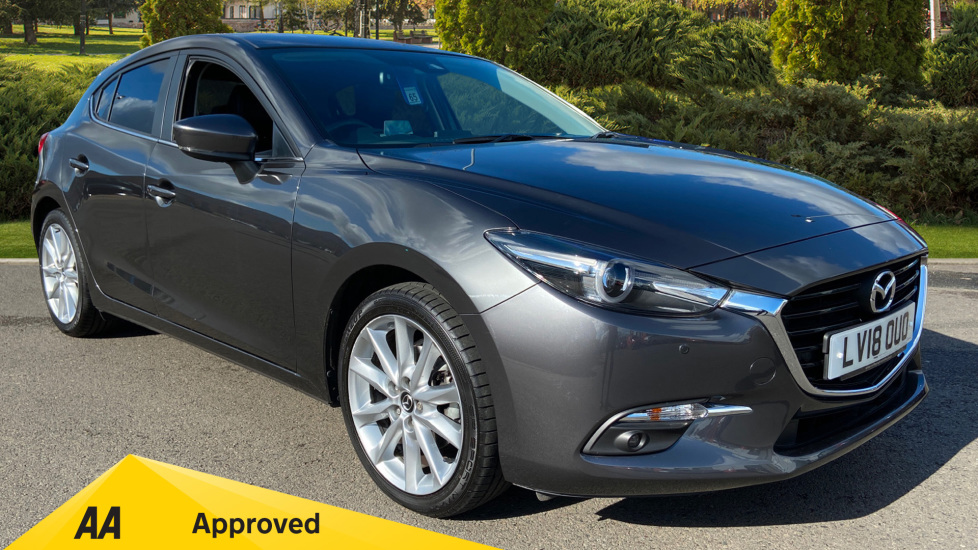 Mazda 3 2.0 Sport Nav Automatic 5 door Hatchback (2018)