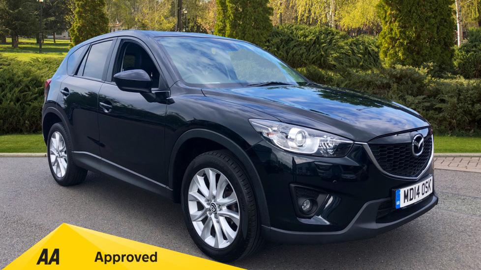 Mazda CX-5 2.2d Sport Nav 5dr Diesel Estate (2014) image