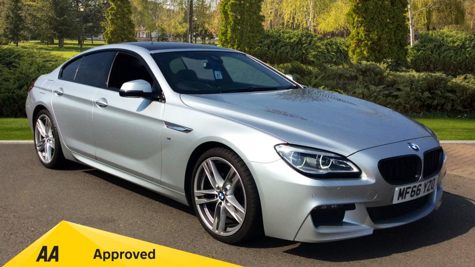 BMW 6 Series 640d M Sport 4dr 3.0 Diesel Automatic Saloon (2016) image