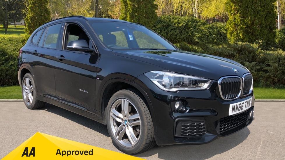 BMW X1 xDrive 20d M Sport 5dr - Power Liftgate - Cruise Control 2.0 Diesel Estate (2016) image