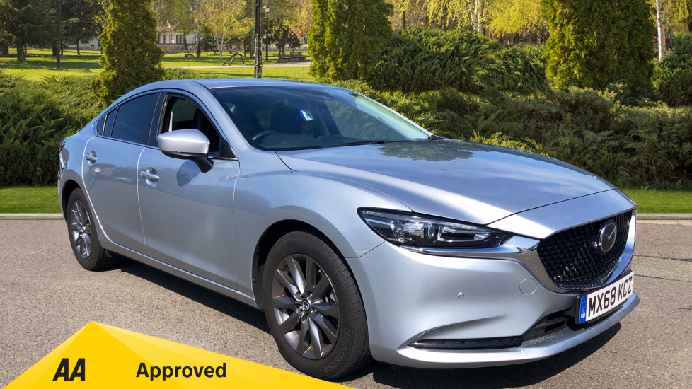Mazda 6 2.2d SE-L Lux Nav+ 4dr Diesel Saloon (2018) at Bolton Motor Park Abarth, Fiat and Mazda thumbnail image