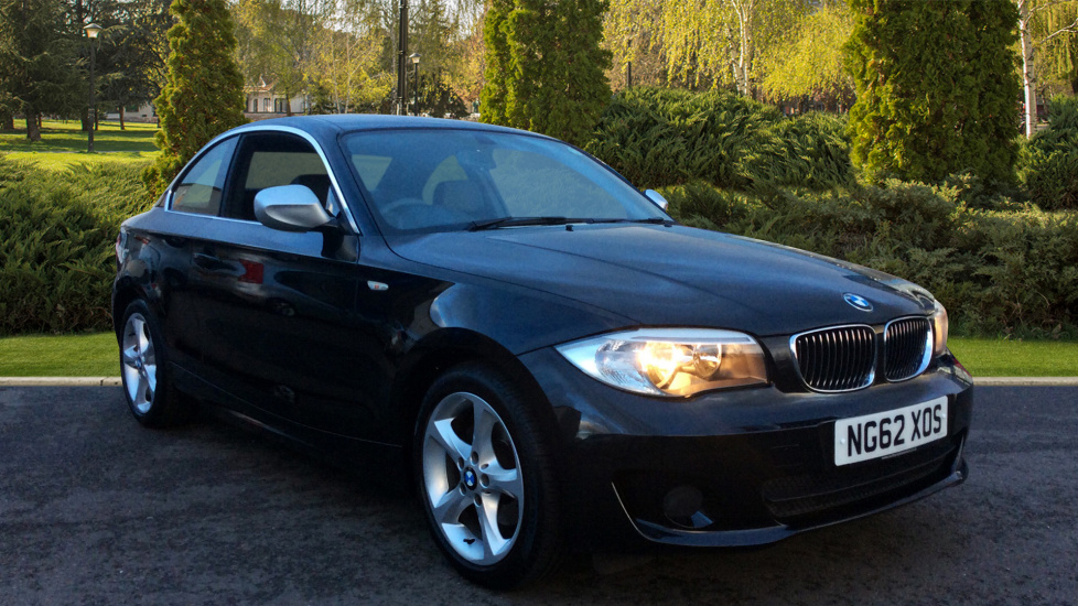 BMW 1 Series 120i Exclusive Edition 2dr 2.0 Coupe (2012) image