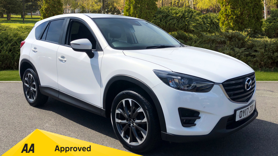 Mazda CX-5 2.2d Sport Nav 5dr Diesel Estate (2017) image