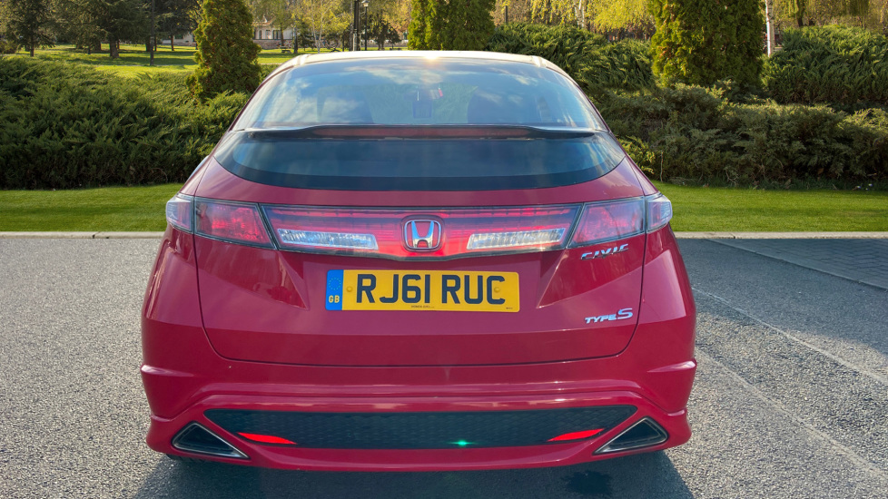 Honda Civic 1.8 i-VTEC Type S GT 3dr image 6