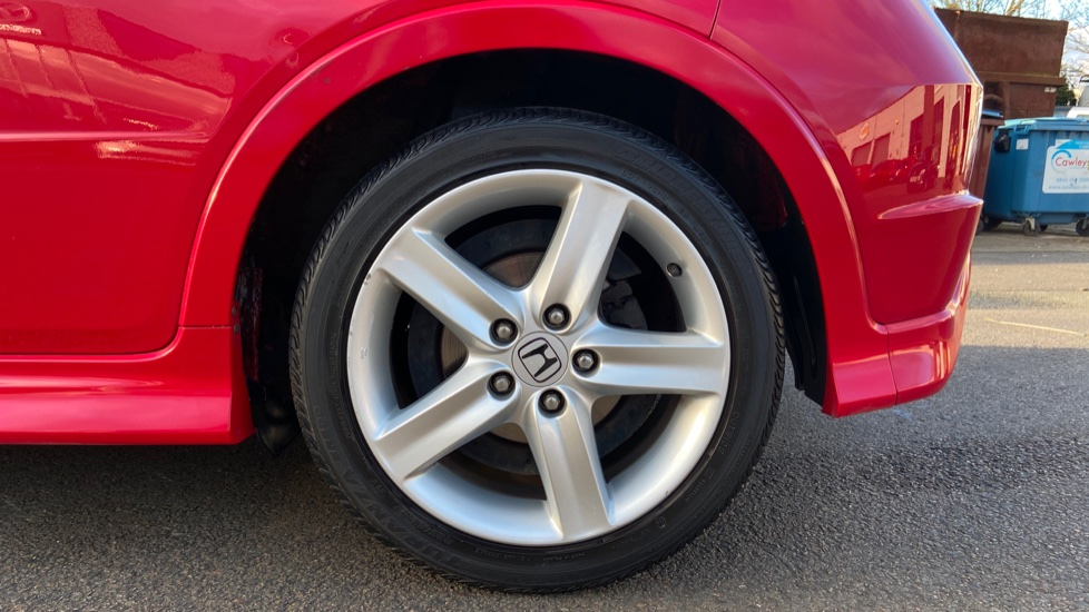Honda Civic 1.8 i-VTEC Type S GT 3dr image 8
