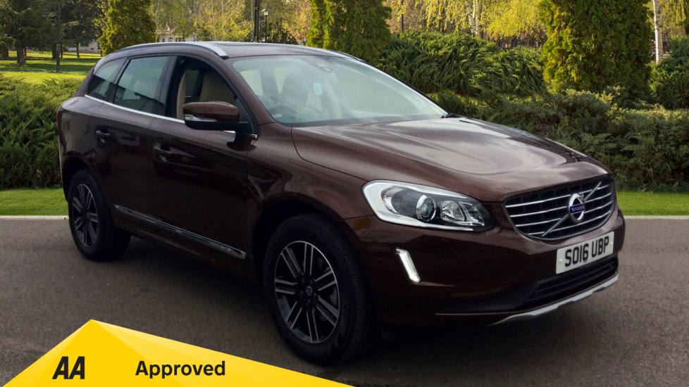 Volvo XC60 D5 [220] SE Lux Nav 5dr AWD Geartronic 2.4 Diesel Automatic Estate (2016) image