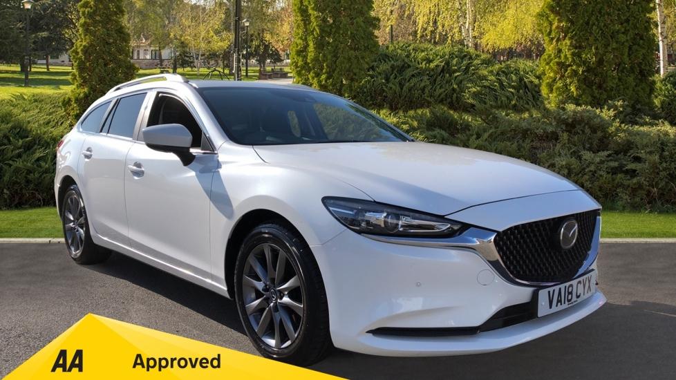 Mazda 6 2.2d SE-L Nav+ 5dr - Cruise Control - Head Up Display -  Diesel Estate (2018)