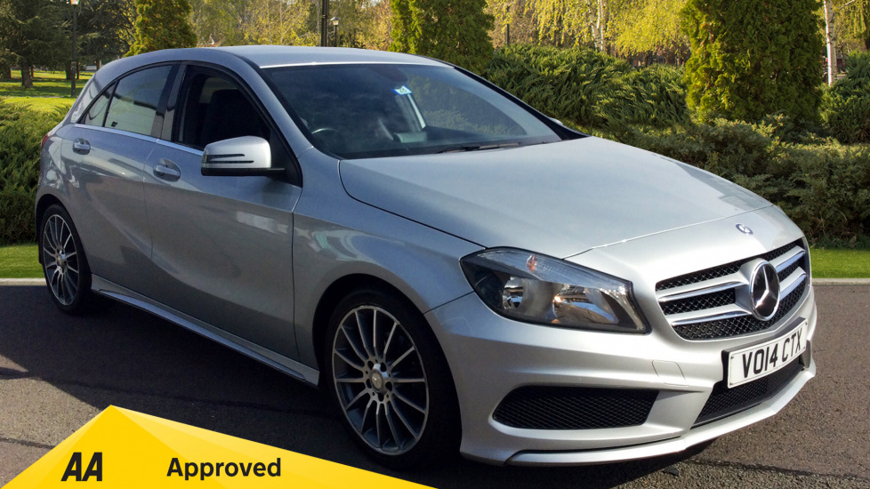 Mercedes-Benz A-Class A180 [1.5] CDI AMG Sport Diesel Automatic 5 door Hatchback (2014) image