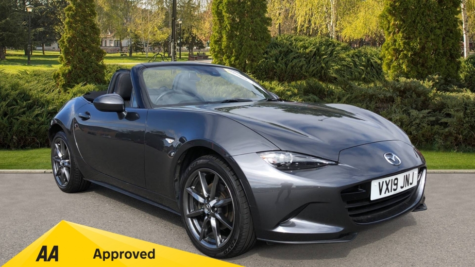 Mazda MX-5 2.0 [184] Sport Nav+ 2dr - Bose Surround Sound System - Heated Front Seats Convertible (2019) image