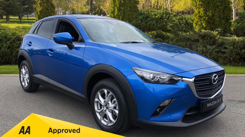 Mazda CX-3 2.0 SE-L Nav + Automatic 5 door Hatchback (18MY) image