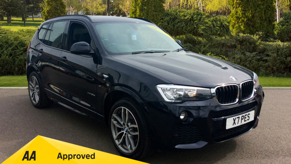 BMW X3 xDrive20d M Sport 5dr Step 2.0 Diesel Automatic Estate (2015) image
