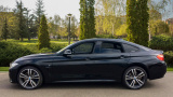 BMW 4 SERIES 435D XDRIVE M SPORT GRAN COUPE COUPE, DIESEL, in BLACK, 2016 - image 4