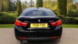 BMW 4 SERIES 435D XDRIVE M SPORT GRAN COUPE COUPE, DIESEL, in BLACK, 2016 - image 5