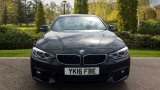 BMW 4 SERIES 435D XDRIVE M SPORT GRAN COUPE COUPE, DIESEL, in BLACK, 2016 - image 6