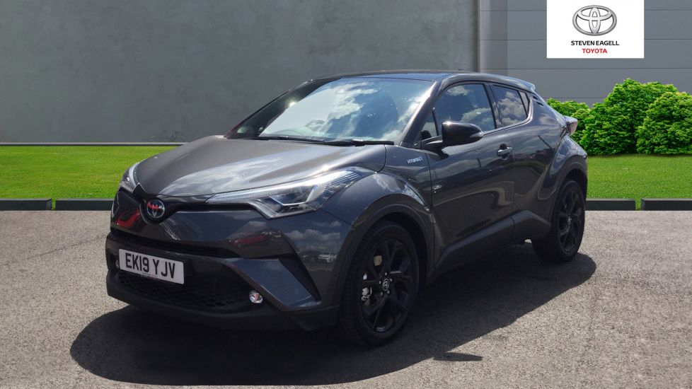 Grey Petrol Toyota C Hr Suv Used Cars For Sale On Auto Trader Uk