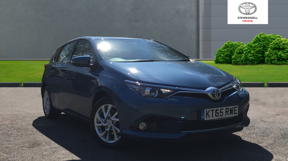 Toyota Auris Hybrid 1 8 Vvt I Hsd Business Edition 5 Dr Used
