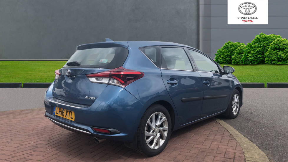 Toyota Auris 1 6 D Business Edition 5 Dr Used Vehicle By Steven