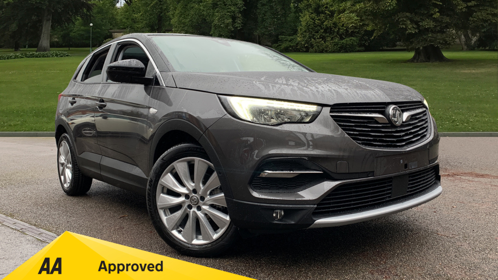Vauxhall GRANDLAND X 1.5 Turbo D Elite Nav Diesel Automatic 5 door Hatchback (18MY)