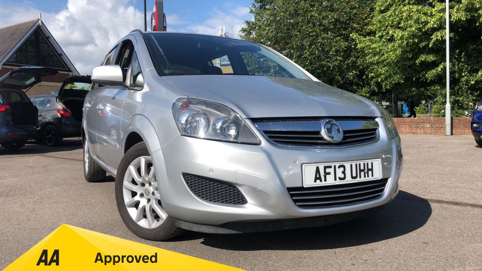 Vauxhall Zafira 1.7 CDTi ecoFLEX Exclusiv [110] 5dr Diesel Estate (2013)