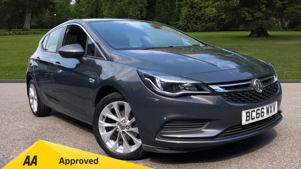 Vauxhall Astra 1.0T 12V ecoFLEX Energy 5dr Hatchback (2017) image