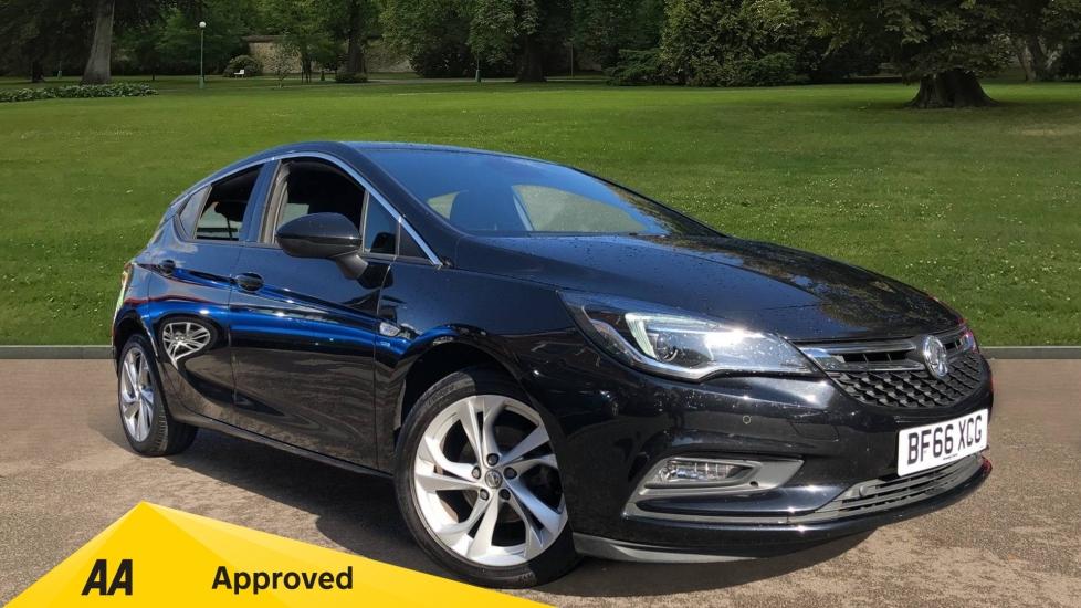 Vauxhall Astra 1.0T 12V ecoFLEX SRi Nav 5dr Hatchback (2016)
