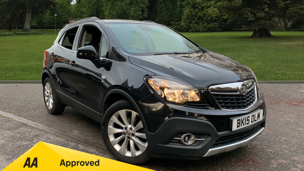Vauxhall Mokka 1.6i SE 5dr Hatchback (2015) image