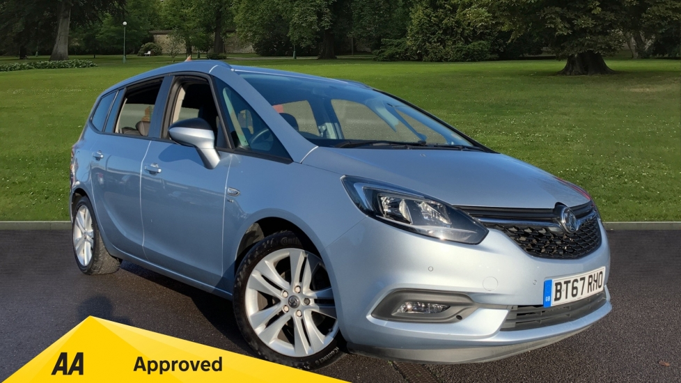 Vauxhall Zafira 1.4T SRi 5dr Estate (2017) available from Ford Canterbury thumbnail image
