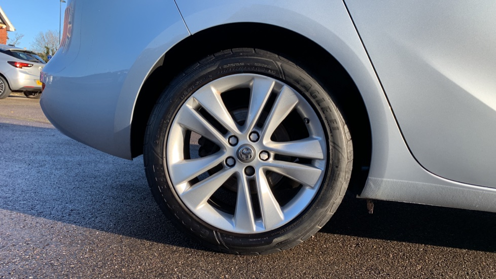 Vauxhall Zafira 1.4T SRi 5dr image 8