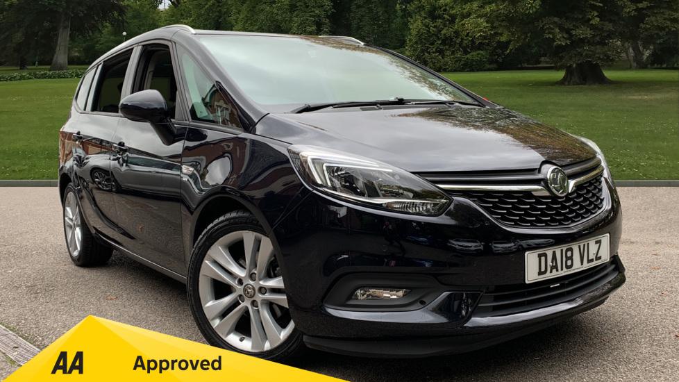 Vauxhall Zafira 1.4T SRi Nav 5dr Estate (2018) image