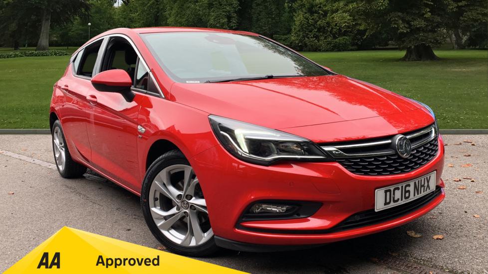 Vauxhall Astra 1.4T 16V 150 SRi Nav 5dr Hatchback (2016) image