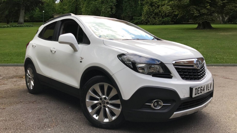 Vauxhall Mokka 1.6i SE 5dr Hatchback (2014)