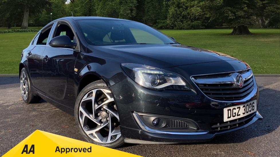 Vauxhall Insignia 1.6 CDTi SRi Vx-line [Start Stop] Diesel 5 door Hatchback (2016) image