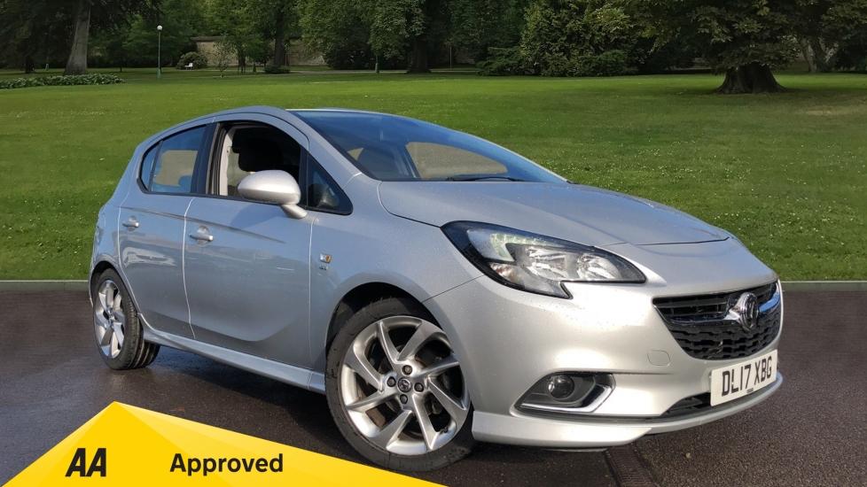 Vauxhall Corsa 1.4 SRi Vx-line 5dr Hatchback (2017) image