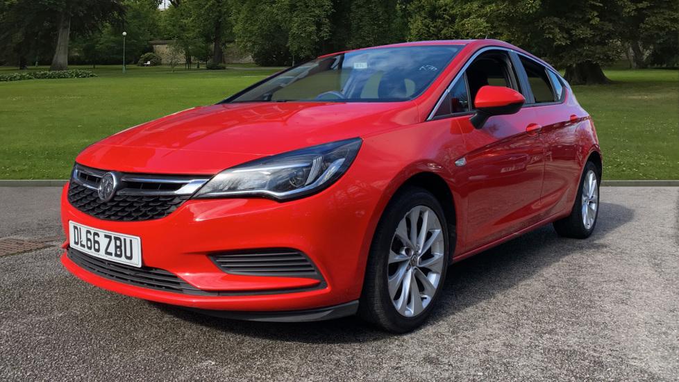 Vauxhall Astra 1.4T 16V 125 Design 5dr image 3