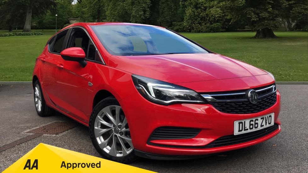 Vauxhall Astra 1.4T 16V 125 Design 5dr Hatchback (2016) image