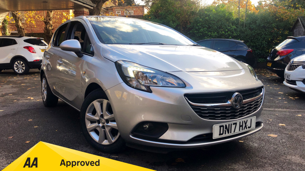Vauxhall Corsa 1.4 Design 5dr Hatchback (2017) at County Motor Works Vauxhall thumbnail image