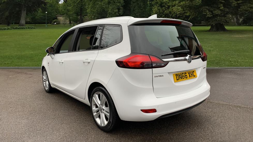 Vauxhall Zafira 1.4T SRi Nav 5dr image 7