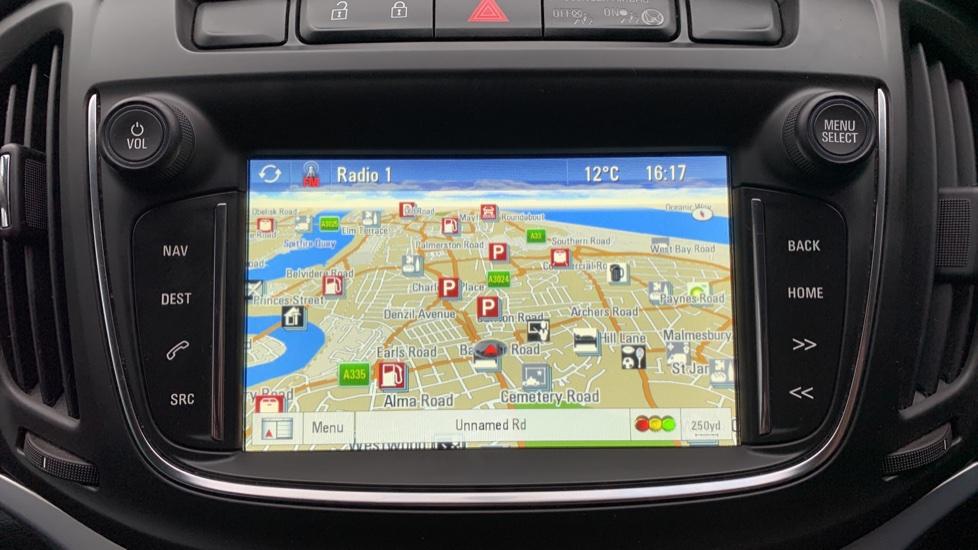 Vauxhall Zafira 1.4T SRi Nav 5dr image 21