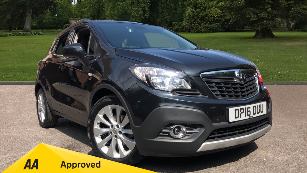 Vauxhall Mokka 1.4T SE 5dr Hatchback (2016) available from Ford Thanet thumbnail image