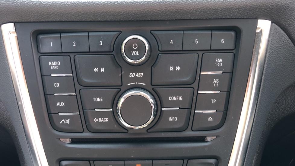 Vauxhall Mokka 1.4T SE 5dr image 21