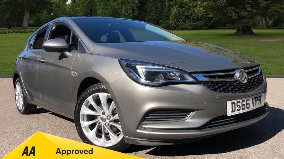 Vauxhall Astra 1.0T 12V ecoFLEX Design 5dr Hatchback (2016) image