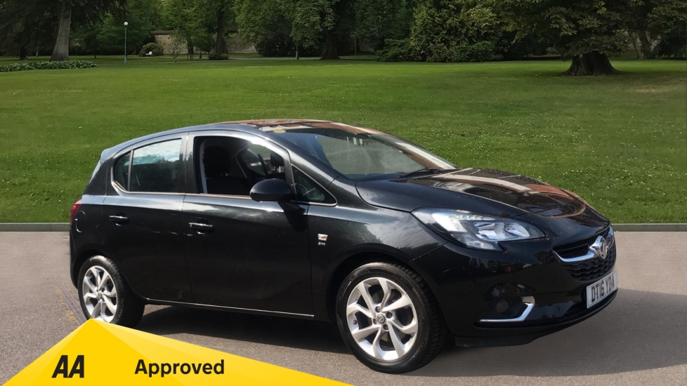 Vauxhall Corsa 1.4T [100] ecoFLEX SRi 5dr - Mobile Phone Integration, Cruise Control & Bluetooth Hatchback (2016)