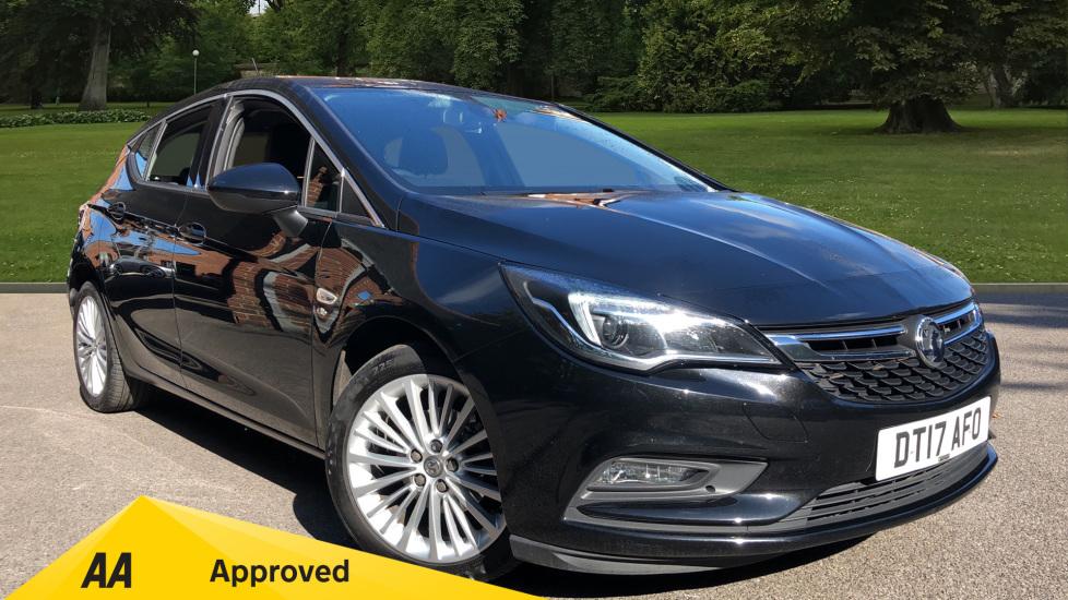 Vauxhall Astra 1.4T 16V 150 Elite 5dr Hatchback (2017) image
