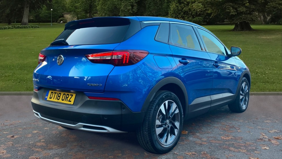 Vauxhall Grandland X 1.6 Turbo D Sport Nav 5dr image 7
