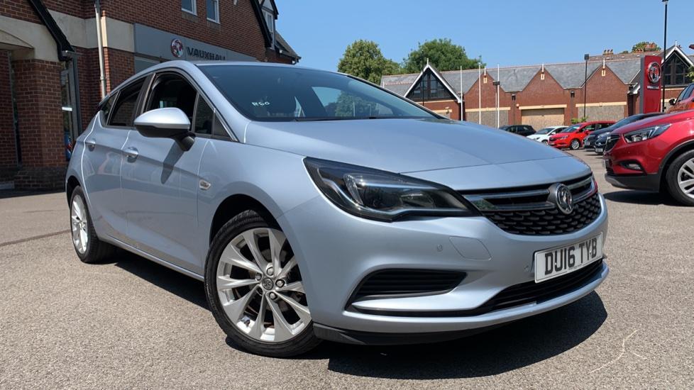 Vauxhall Astra 1.4T 16V 125 Tech Line 5dr Hatchback (2016) image
