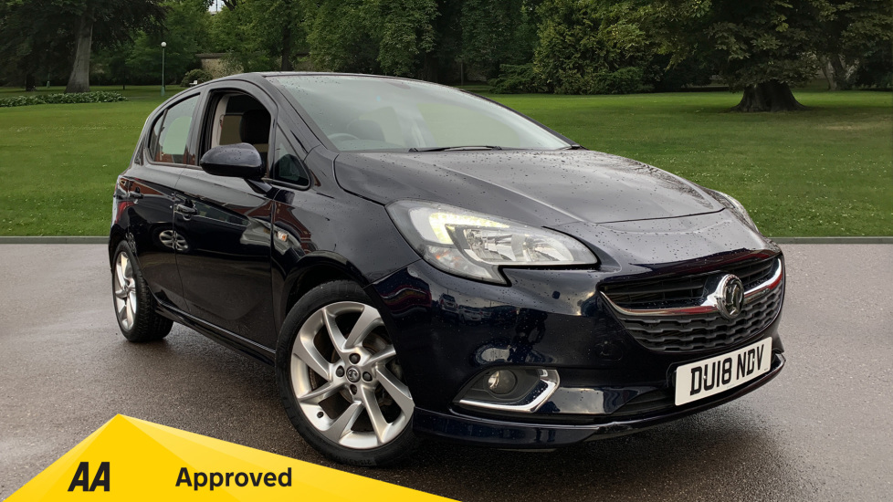 Vauxhall Corsa 1.4 SRi Vx-line 5dr Hatchback (2018)